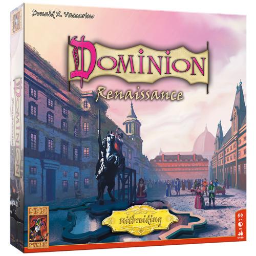 Dominion: Renaissance - Kaartspel