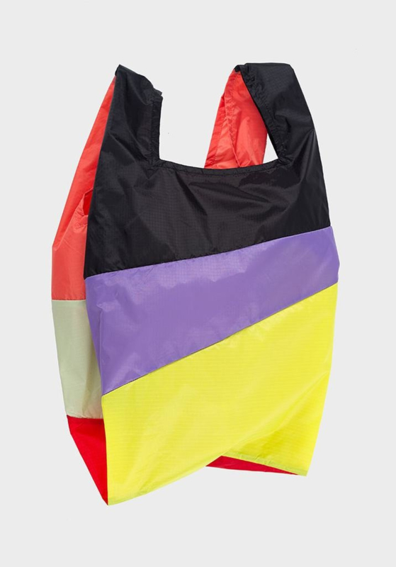 Shopping Bag Party Lilac - M