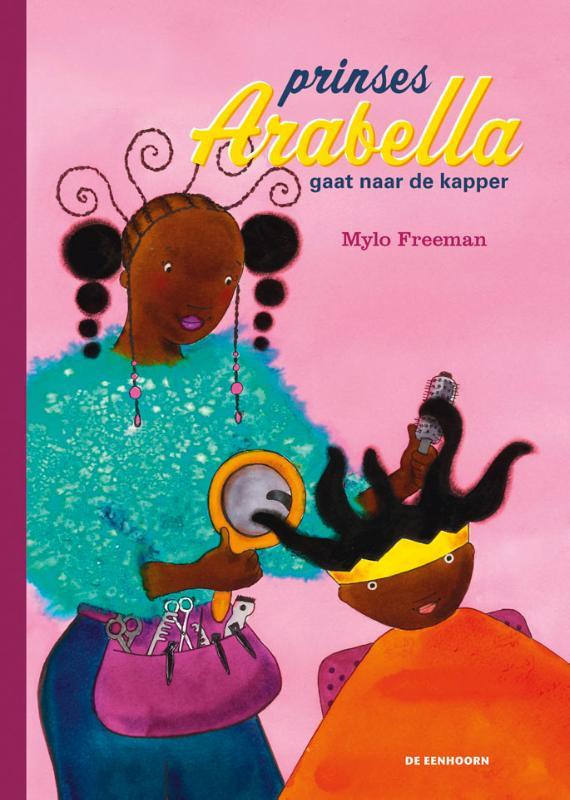 Prinses Arabella gaat naar de kapper - Groep 1-2