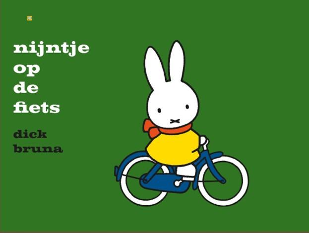 Nijntje op de fiets vertelplatenset