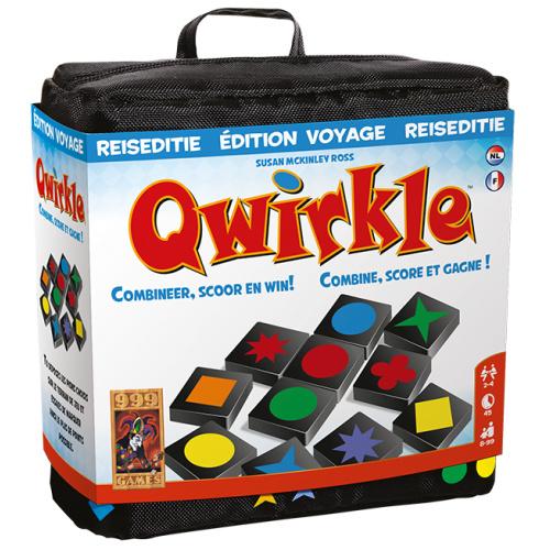 Qwirkle Reiseditie - Bordspel