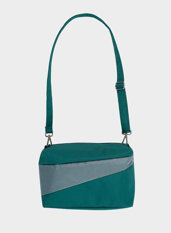 Bum Bag Pine & Grey - S