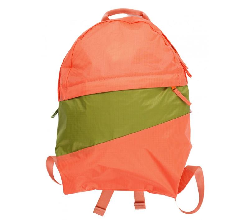 Foldable Backpack Lobster & Apple