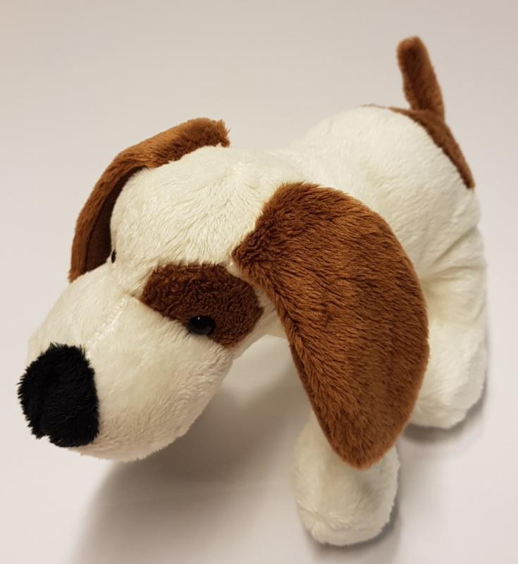 Moppereend hond 20 cm