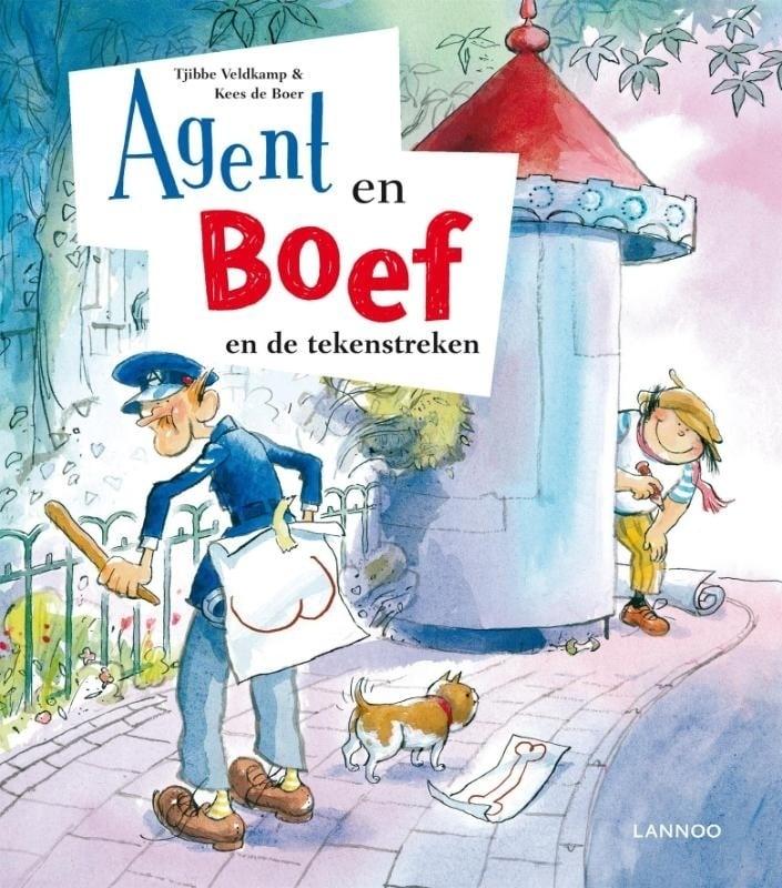 Agent en Boef en de tekenstreken