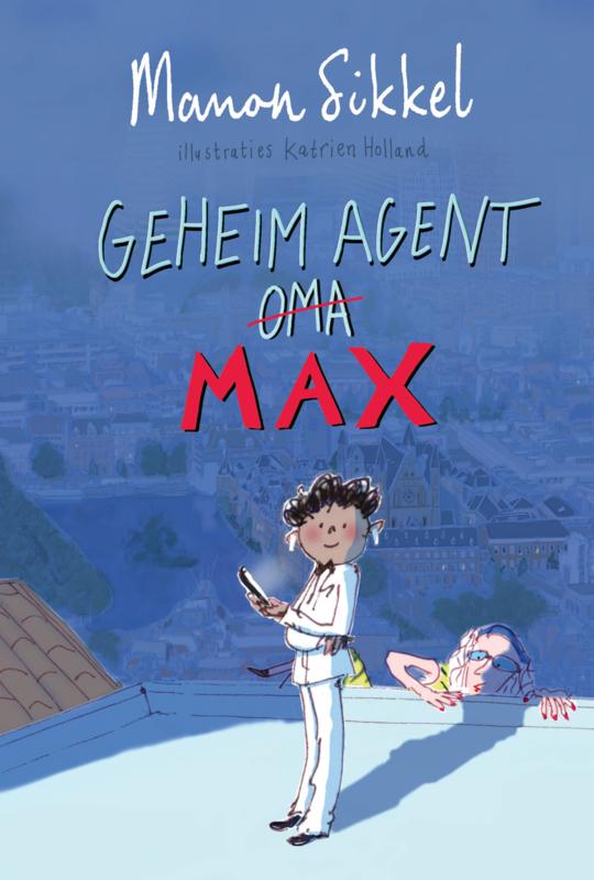 Geheim agent Max - Groep 5-6
