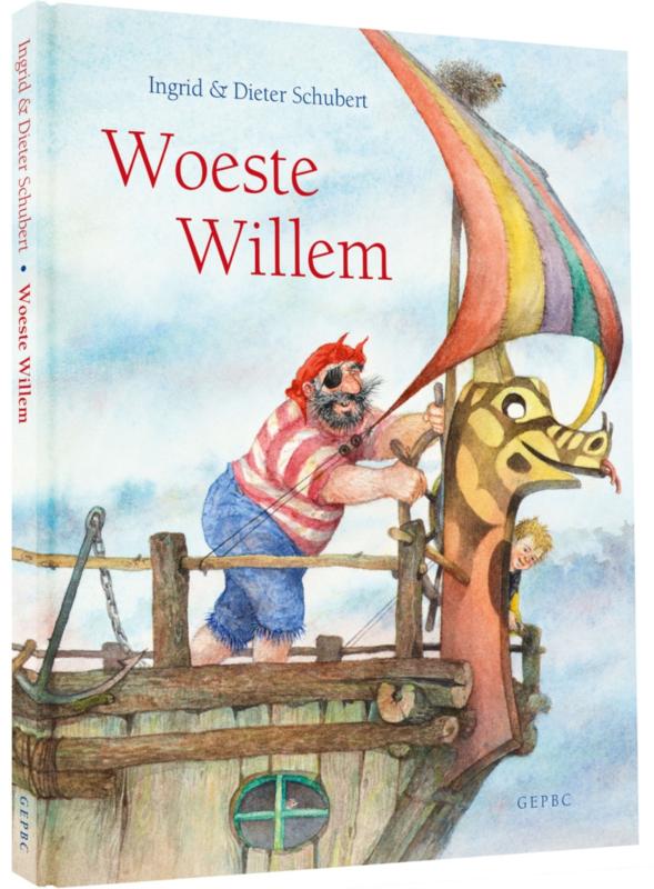 Woeste Willem 2,50 boek leverbaar vanaf 10 juni
