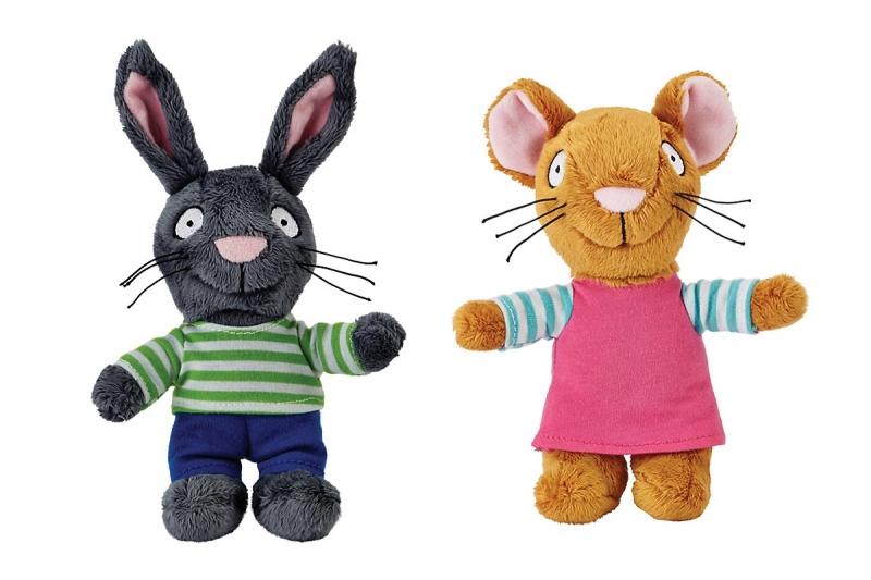 Pip en Posy knuffel set