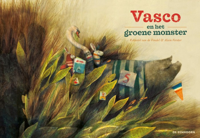 Vasco en het groene monster