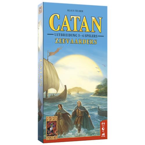 Catan: De Zeevaarders 5/6 spelers - Bordspel