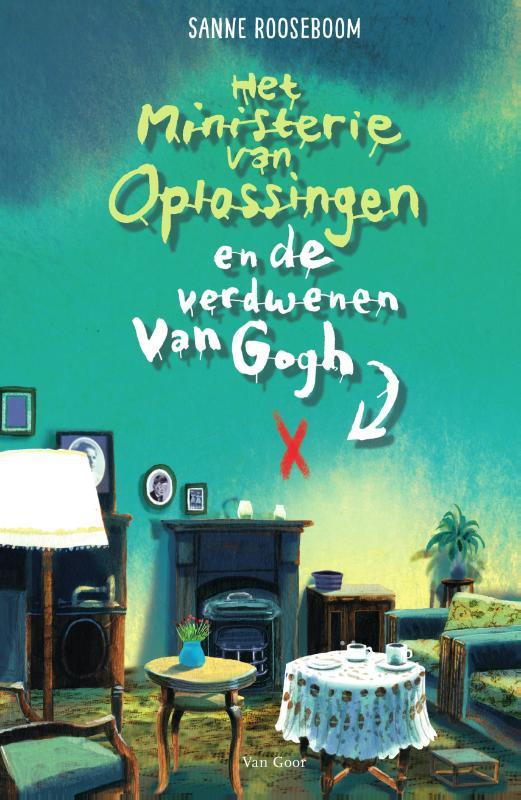 Ministerie van Oplossingen 2 verdwenen van Gogh