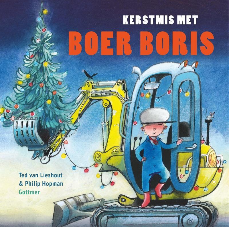 Kerstmis met Boer Boris Vertelplaten