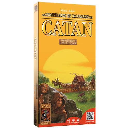 Catan: Kooplieden & Barbaren 5/6 spelers - Bordspel