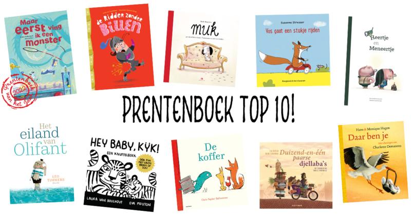 De Prentenboek Top tien
