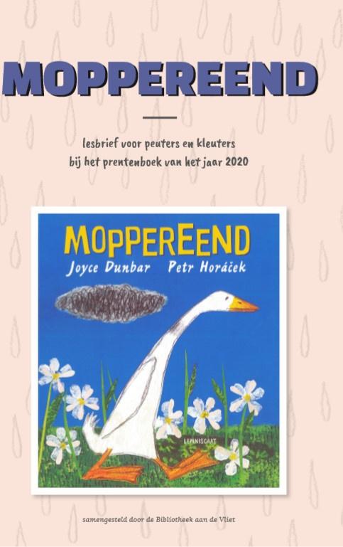 Lesbrief Moppereend