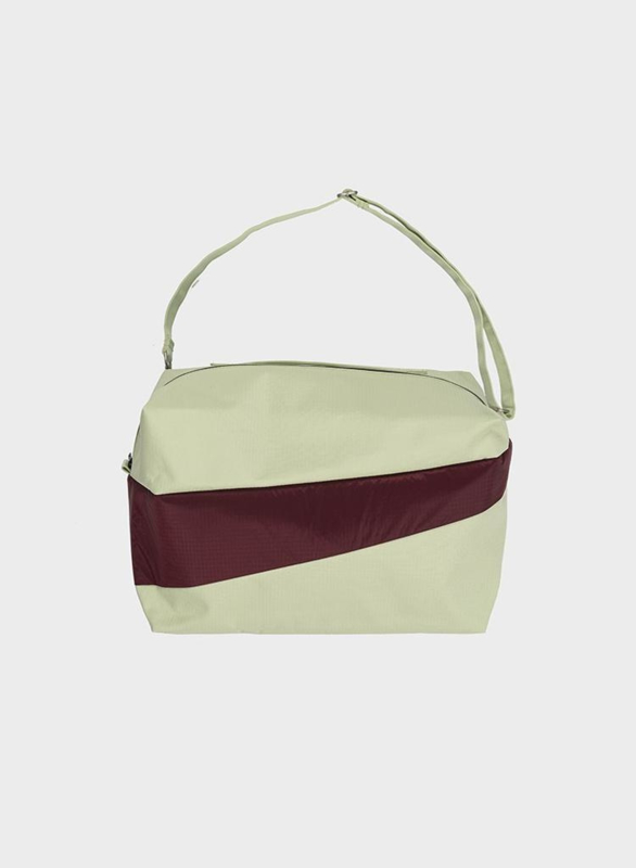 *NEW* 24/7 Bag, Pistachio & Burgundy