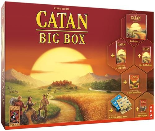 Catan: Big Box - Bordspel