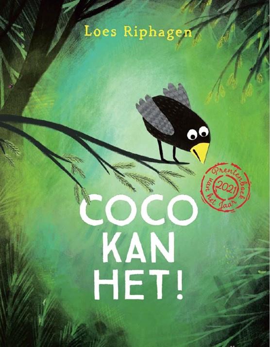 Coco kan het mini formaat uitgave