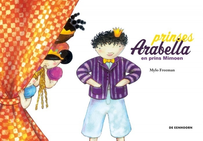 Prinses Arabella en prins Mimoen vertelplatenset