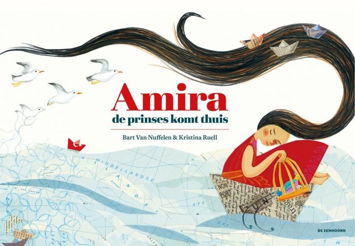 Amira, de prinses komt thuis