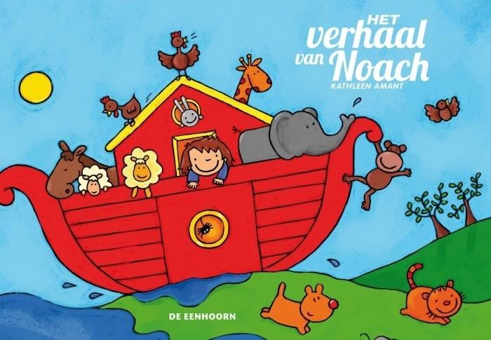Verhaal van Noach vertelplatenset