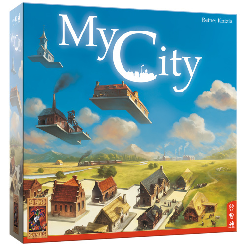 My City - Bordspel