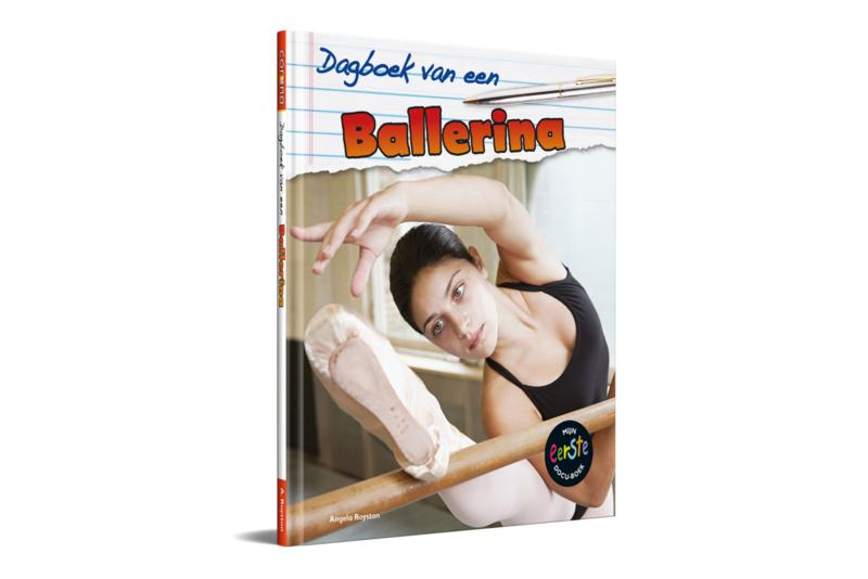Dagboek van een ballerina - groep 3-4