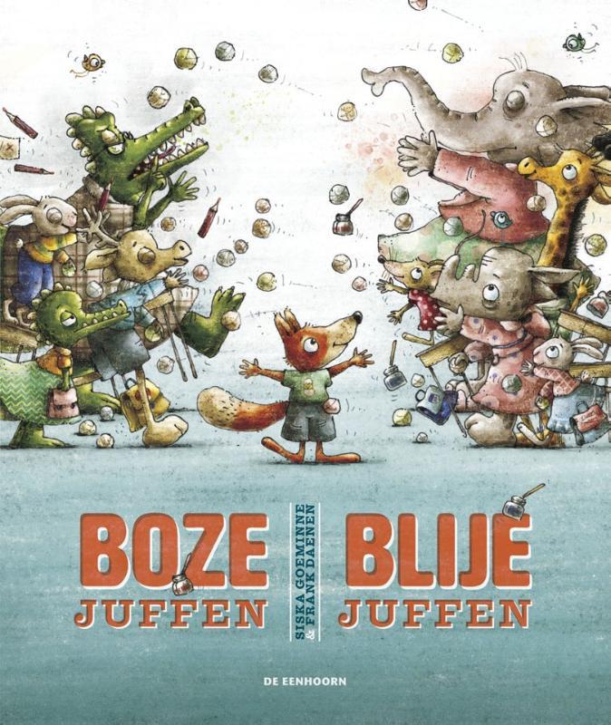 Boze Juffen, Blije juffen - GRoep 1-2