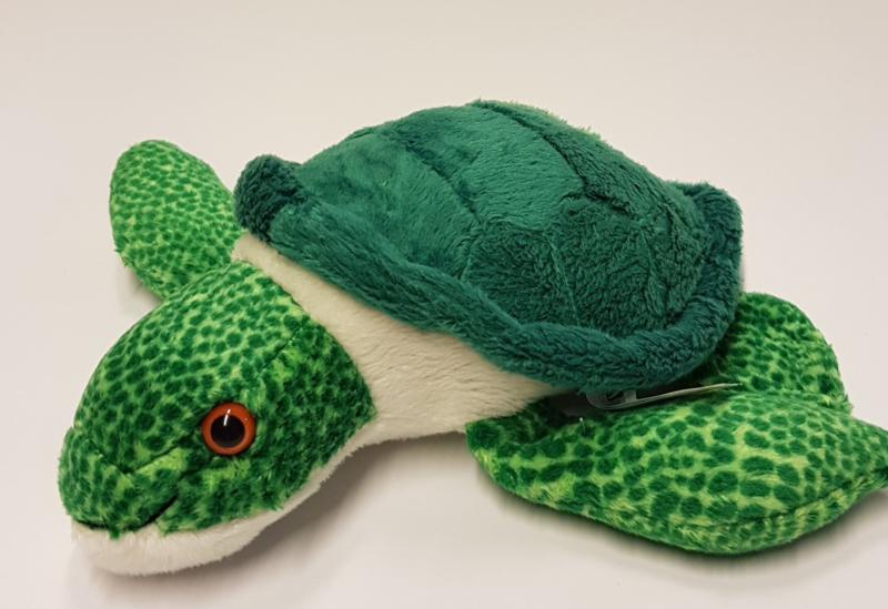 Moppereend schildpad