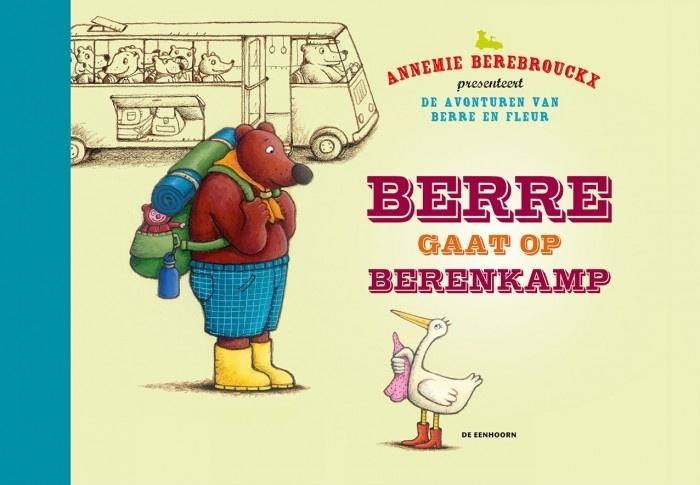 Berre gaat op kamp vertelplaten
