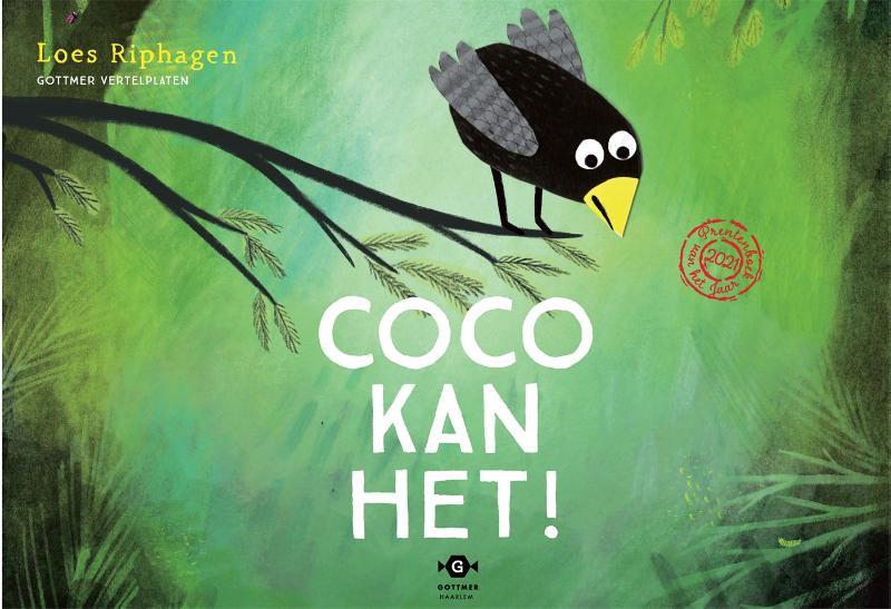 Coco kan het vertelplatenset leverbaar vanaf 1 spetember