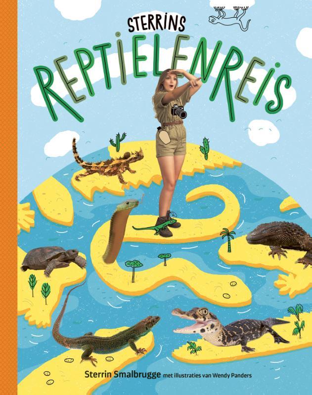 Sterrins reptielenreis - makkelijk lezen gr 7-8