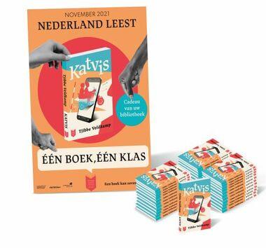 Pakket 32 boeken Katvis