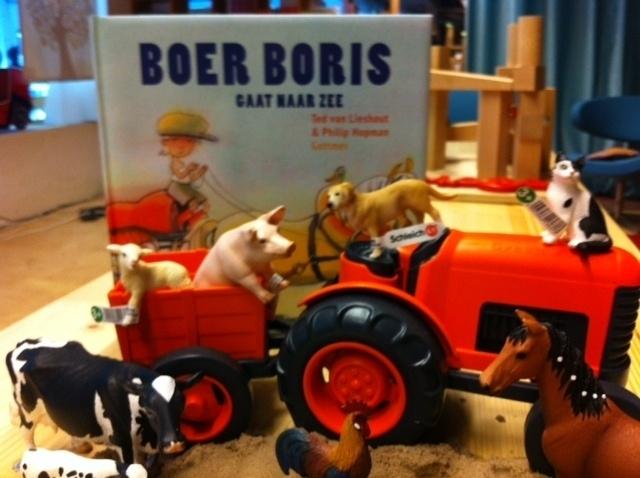 Boris super-set + boek