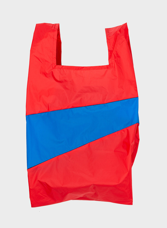 Shopping Bag Redlight & Blueback - M