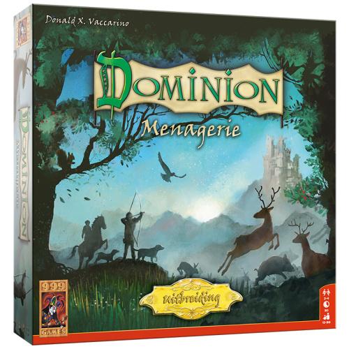 Dominion: Menagerie - Kaartspel