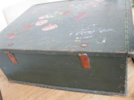 Zweedse kist uit 1850