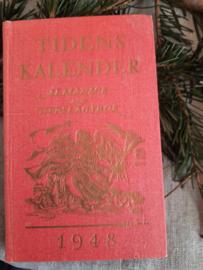Tidens kalender, Zweeds jaarboekje 1948