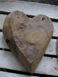 Groot houten hart   N3590