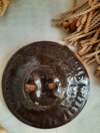 Britse steengoed inmaakpot