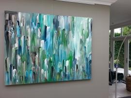 Verdeblú - 180 x 140 x 4,5