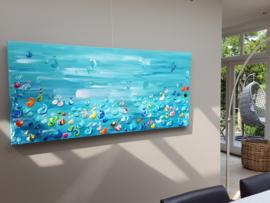 Sea Life - 180 x 80 x 4.5