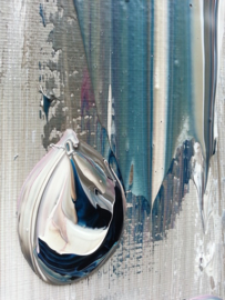 Wengé - 220 x 180 x 4,5