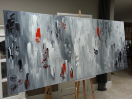 OPEX (50 tinten grijs) - 270 x 120 x 4,5