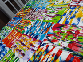Kaleidoscope - 120 x 180 x 4,5