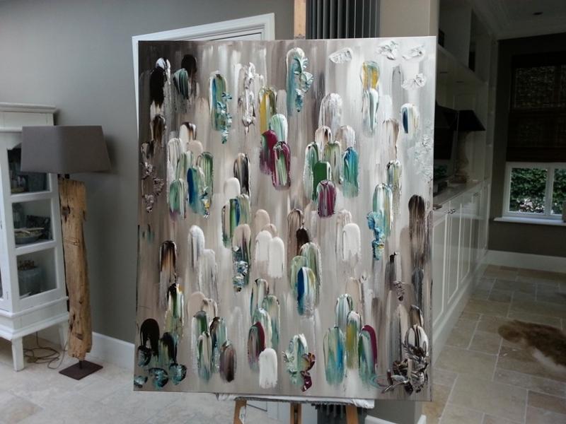 Attica - 100 x 120 x 4,5 cm