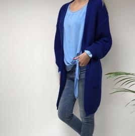 Vest REBELZ blauw