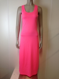 Maxi dress fel roze