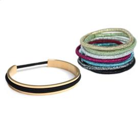 Love Ibiza armband haarelastiek