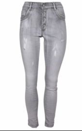 Norfy jeans Grey